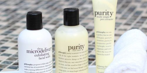 Philosophy Buy 1, Get 1 FREE Sale | $105 Worth of Products Just $55 Shipped