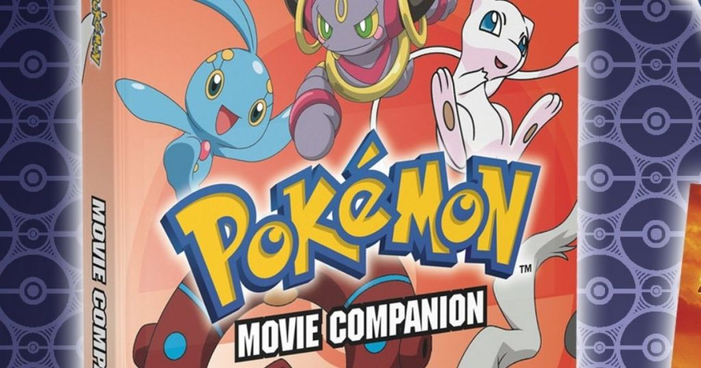 Pokemon Movie Companion book