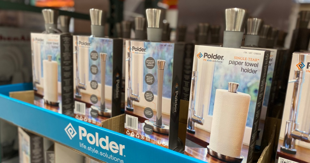 Polder Paper Towel Holder at costco