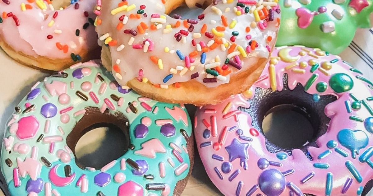 Poopsie Smash Slime Donuts