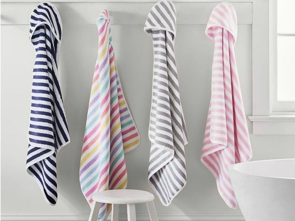 Pottery Barn Hooded Baby Towel