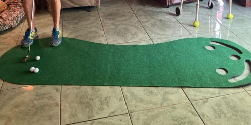 Par Three Putting Green Only $27 Shipped on Amazon (Regularly $50)