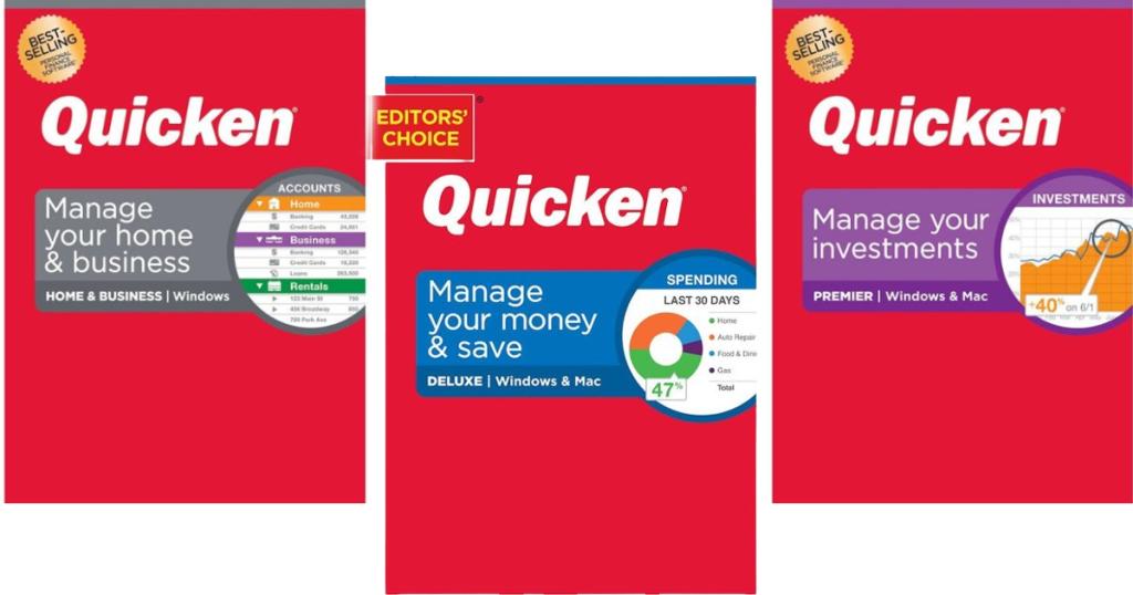 Quicken Software