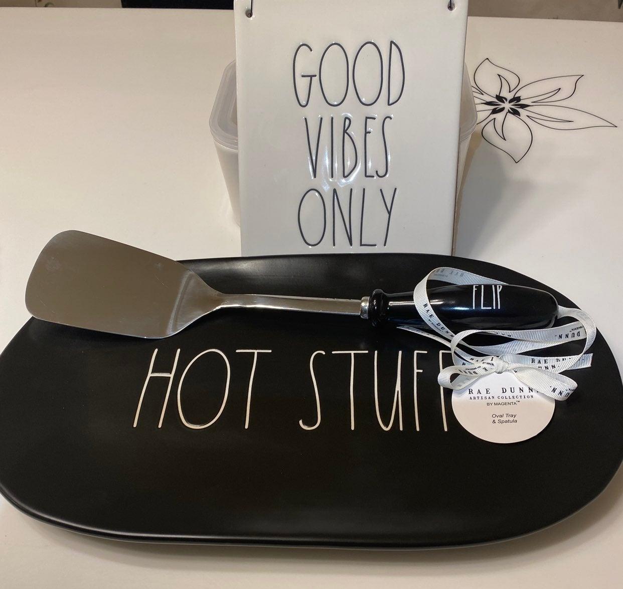 Rae Dunn Hot Stuff Platter