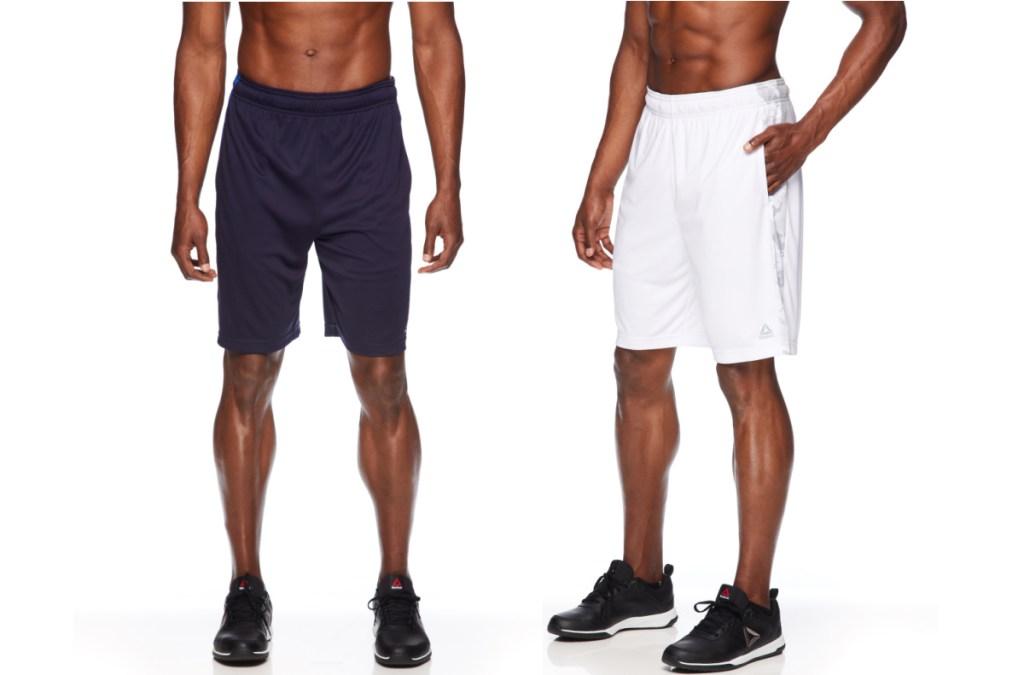 Reebok Men's Shot Clock Shorts