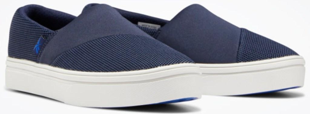 blue reebok women's walking shoes