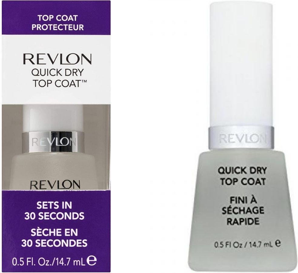 Revlon Quick Dry Top Coat (1)