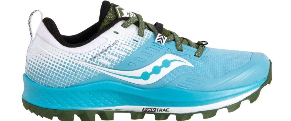 Saucony Peregrine 10 ST Women's Trail Running Shoe