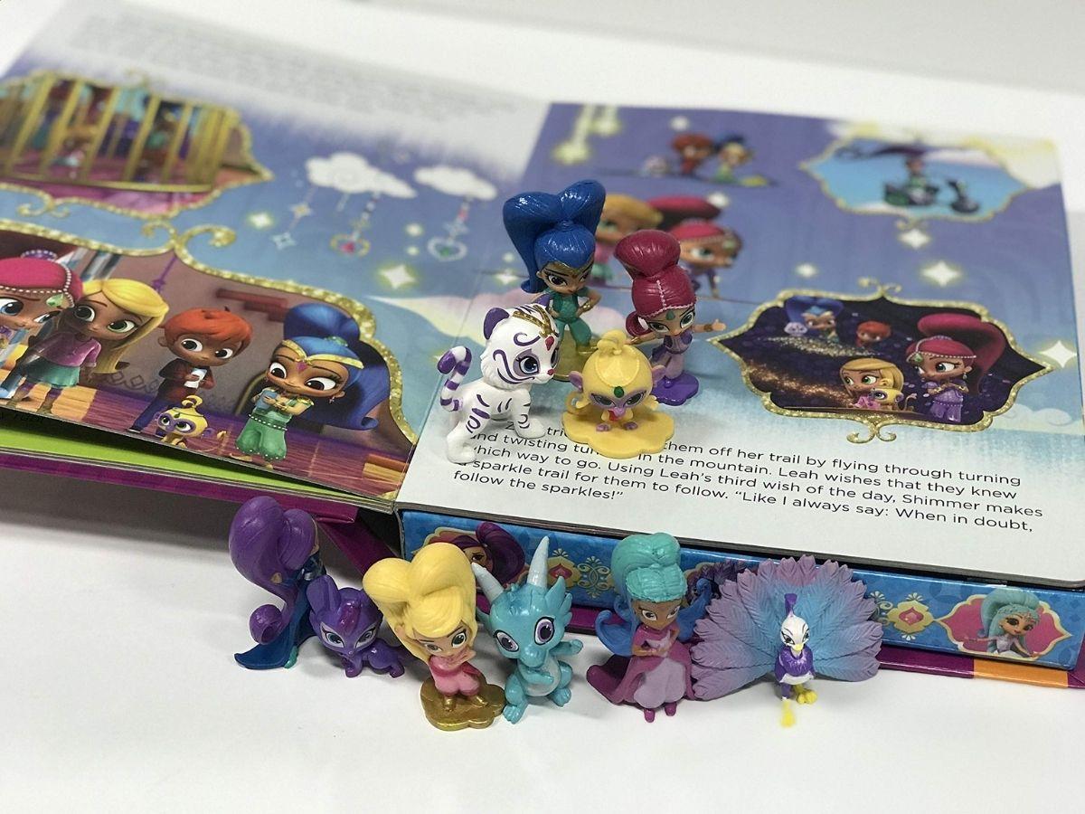 Shimmer & Shine Busy Book