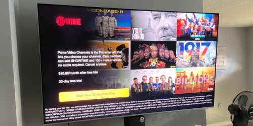Score 50% Off Showtime 6-Month Subscription for Amazon Prime Members (New & Returning Customers)