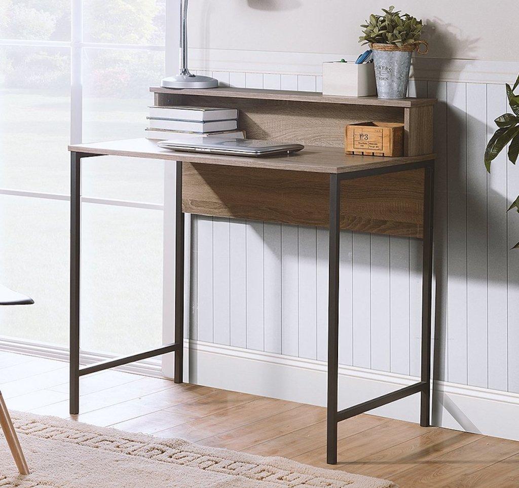 brown Signature Design by Ashley Furniture Desk