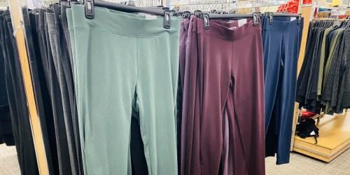 Women's Leggings Only $7.99 on Kohl's.com | Over 900 5-Star Reviews