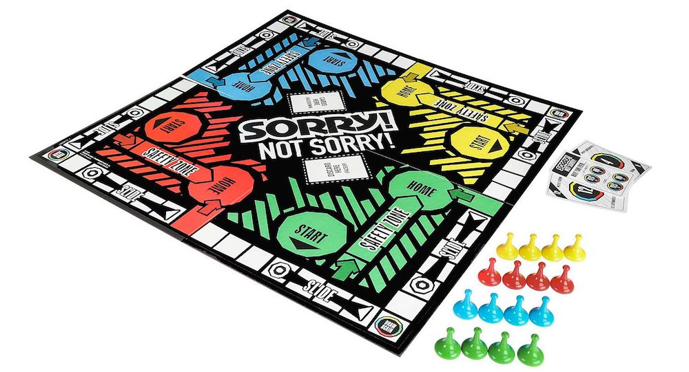 Sorry Not Sorry Board Game