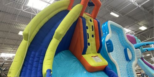This Huge Inflatable Water Slide w/ Splash Area is Just $199.98 at Sam's Club