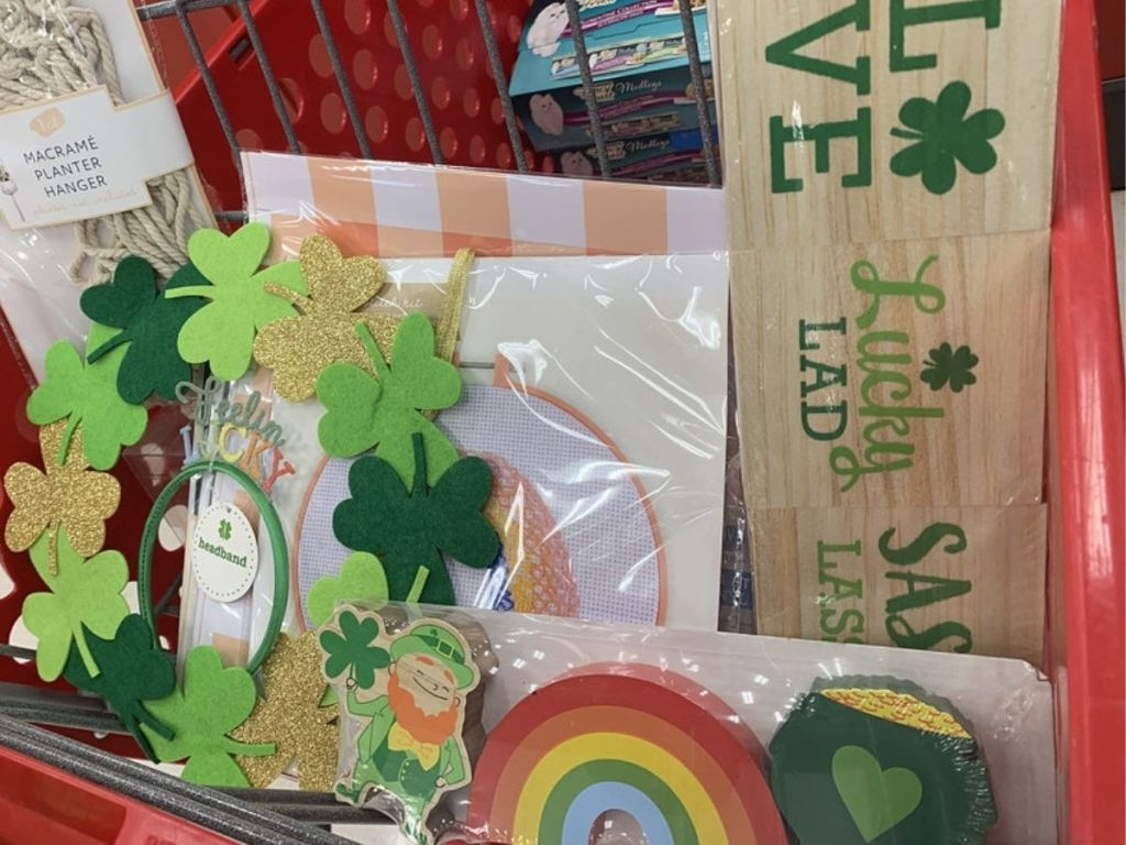 Saint Patrick's Day Pillows Target