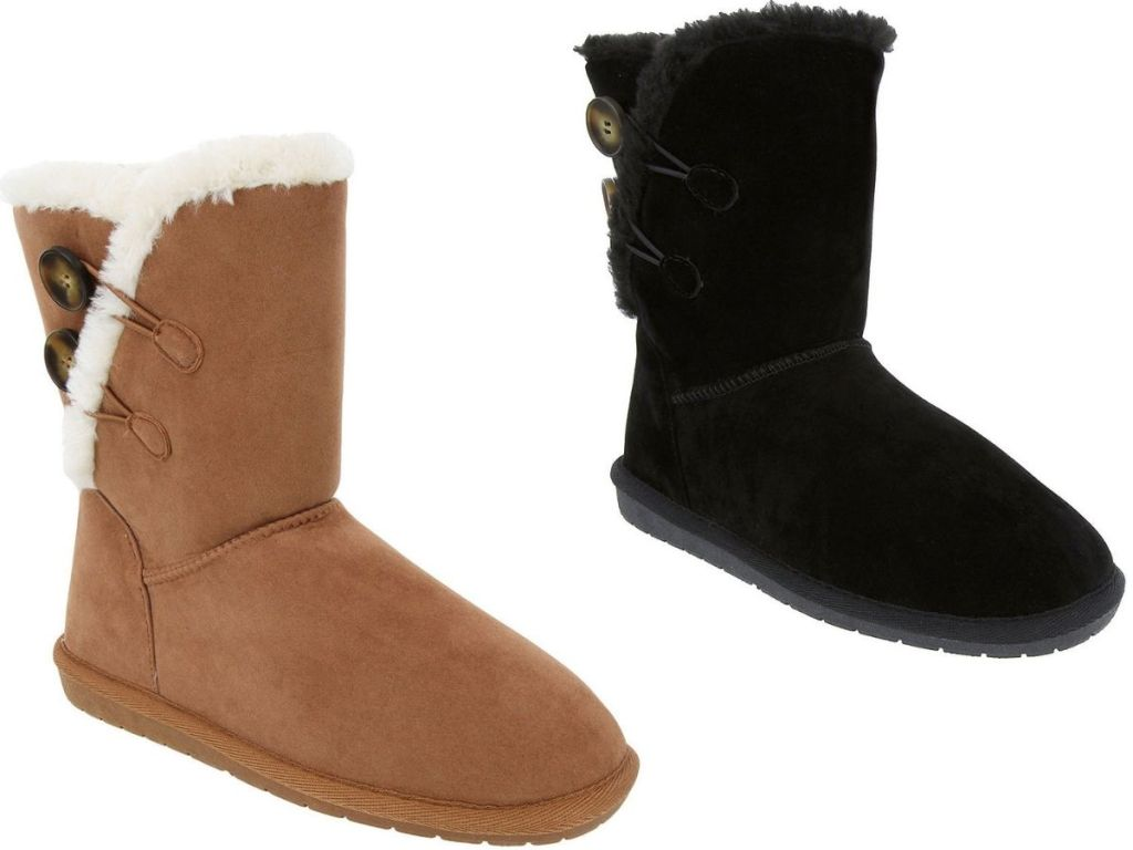 Two Women's Sugar Boots