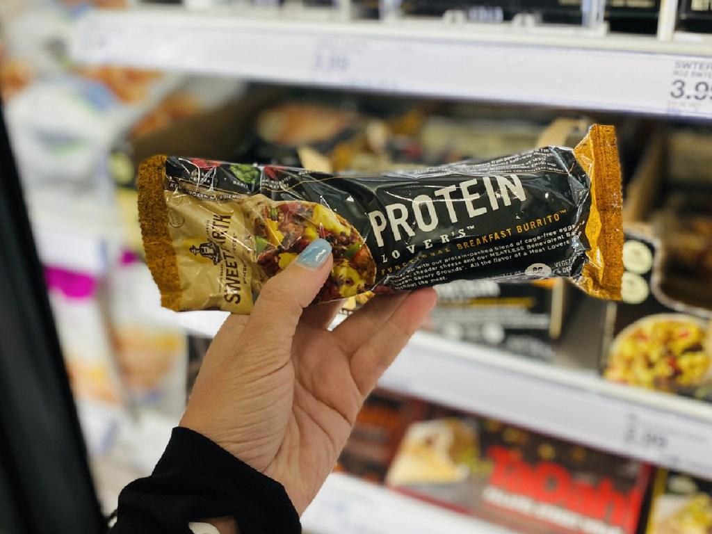 Sweet Earth Protein Lovers Burrito