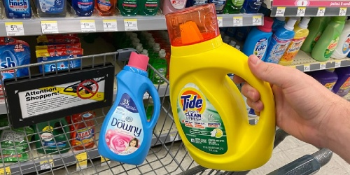 Tide & Downy Laundry Products Only $1.82 Each After Walgreens Rewards (Starts 2/28)