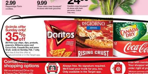 Target Weekly Ad (2/7/21-2/13/21) | We've Circled Our Faves!