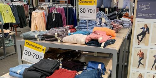 Up to 70% Off Universal Thread Women's Apparel at Target