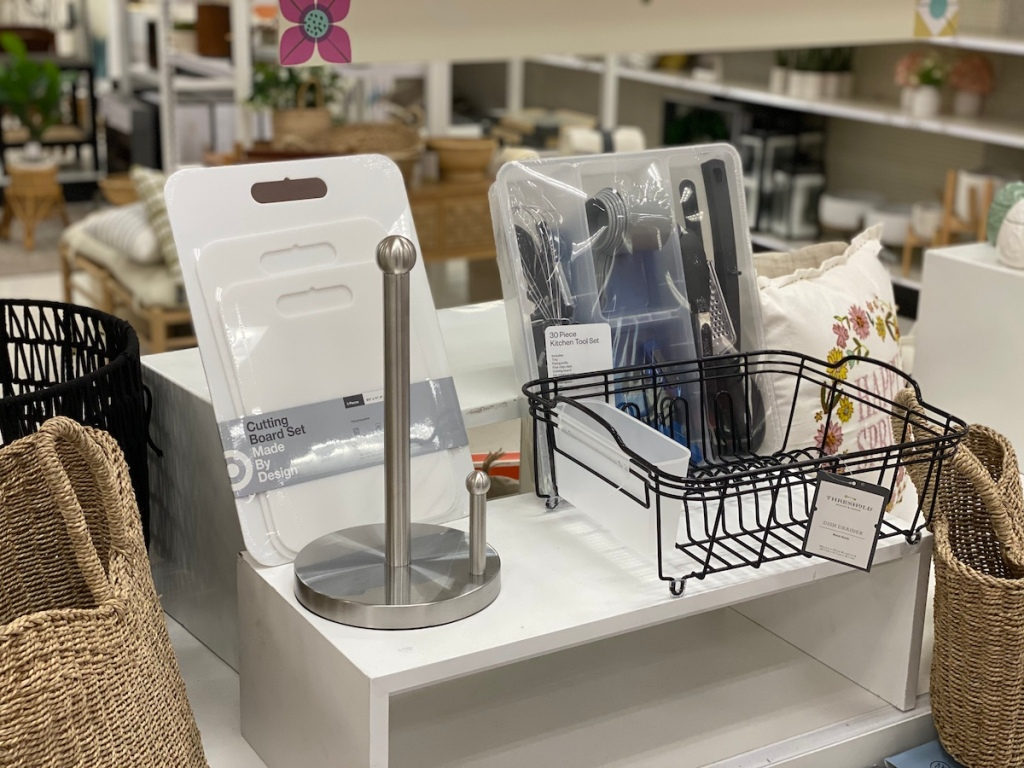 assorted target kitchen accessories