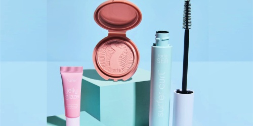 Tarte Sea Must-Haves 3-Piece Set Only $15 + Free Shipping on Any Order!