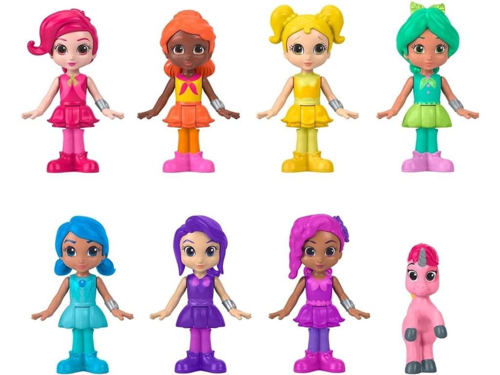 Team Rainbow Rangers Set