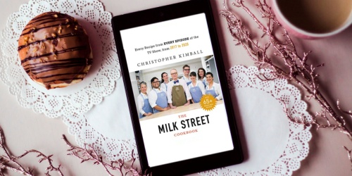 The Complete Milk Street TV Show Cookbook eBook Only $3.99 on Amazon