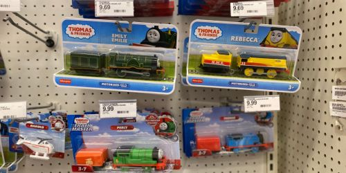 Thomas & Friends Toys from $7.49 on Target.com