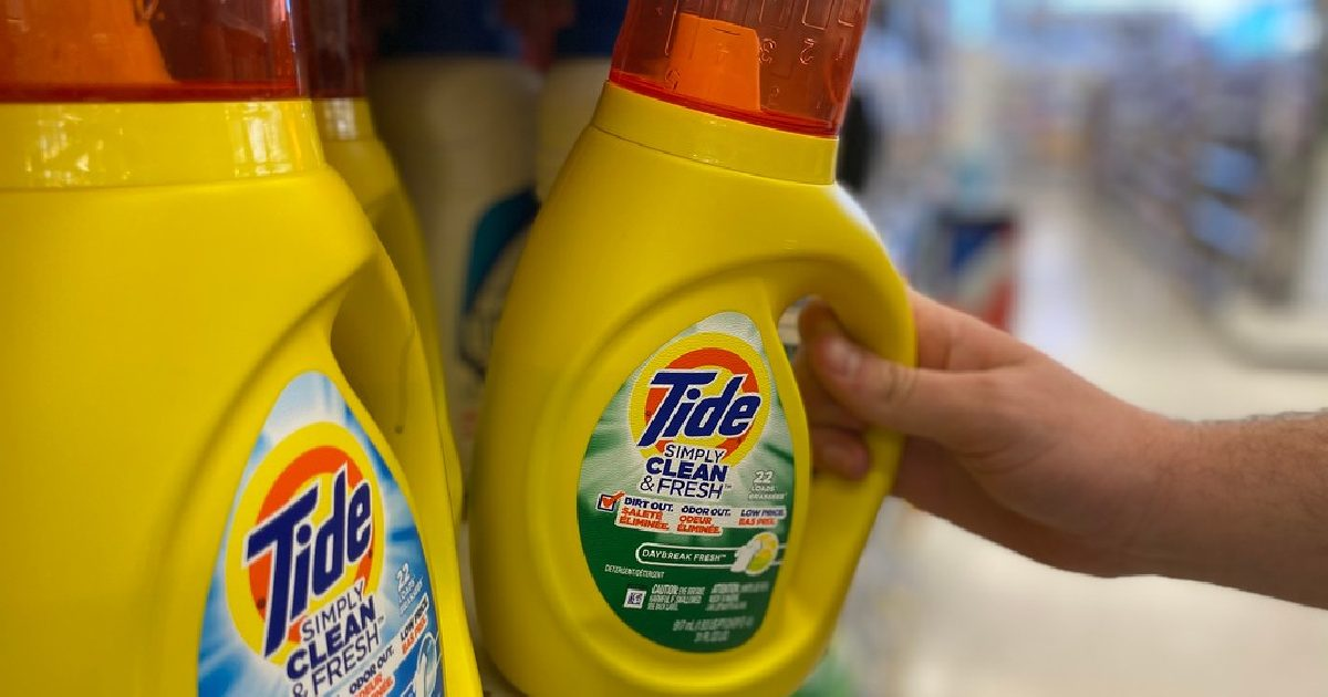 Tide Simply Laundry Detergent