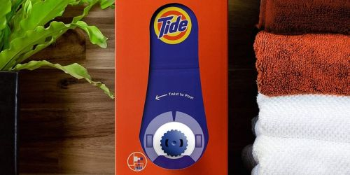 Tide Laundry Detergent 150oz Eco-Box Just $14 Shipped on Amazon (Regularly $22) | Only 14¢ Per Load