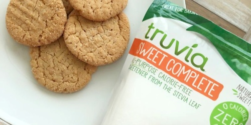 $2/1 Truvia Sweetener Coupon Available to Print