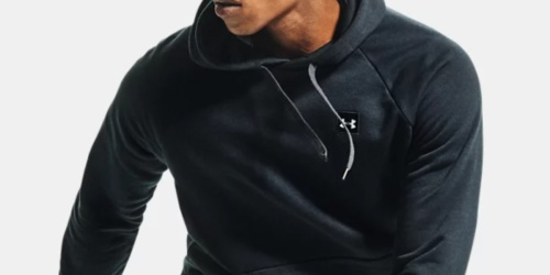 Up to 80% Off Under Armour for the Family + FREE Shipping | Hoodies, Shorts & More
