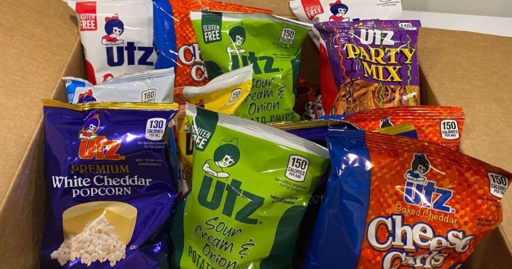 Utz Chips Variety Pack