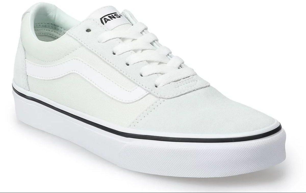 Vans Womens Ward Skate Shoe