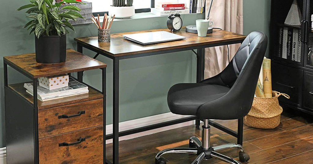 Vasagle 39-Inch Computer Desk