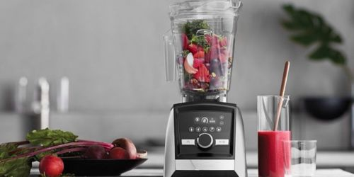 Vitamix A3500 Smart Blender From $449.96 Shipped (Regularly $600) | Thousands of 5-Star Ratings