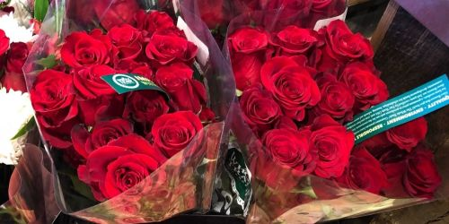 2 Dozen Roses Only $19.99 at Whole Foods for Amazon Prime Members