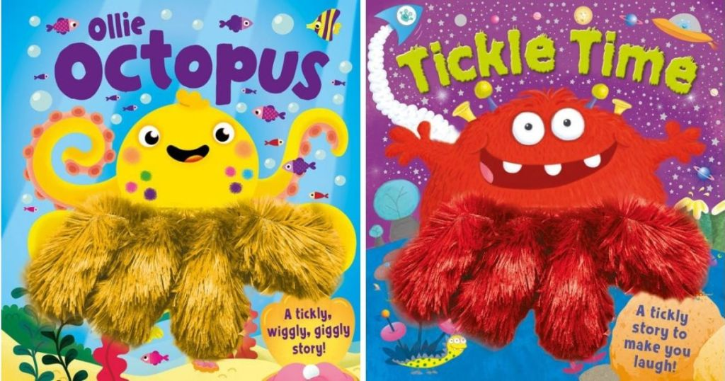 two wiggly fingers books