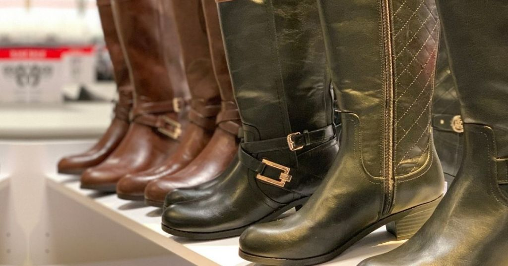 JCPenney Women's boots
