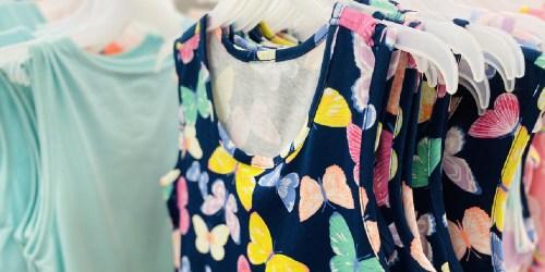 Wonder Nation Girls Sleeveless Dress 2-Pack Only $9.92 on Walmart.com | Just $4.96 Each