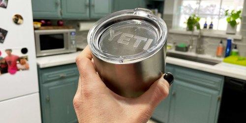 Highly Rated YETI Rambler Tumblers & Mugs from $14.99 Shipped (Regularly $20+)