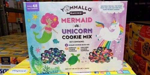 Mermaid & Unicorn Sugar Cookie Kit Only $8.98 at Sam's Club   In-Store & Online