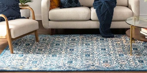 Up to 90% Off 5×7 Area Rugs on Zulily