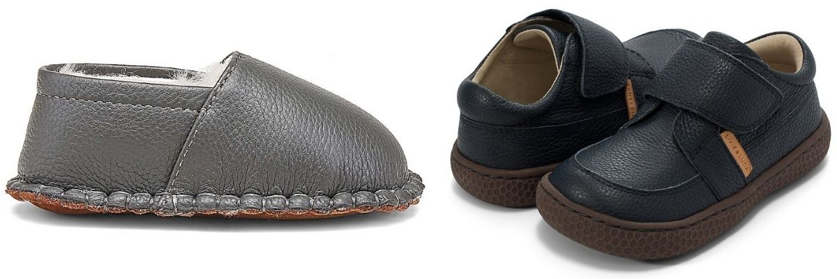 2 pair Zulily Boys Mocs & Loafers