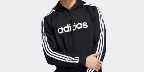 Adidas Men's Hoodies Only $20 Each Shipped (Regularly $55)