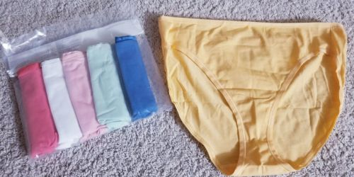 Panties from Amazon?! They're Highly-Rated and Just $2 Each!