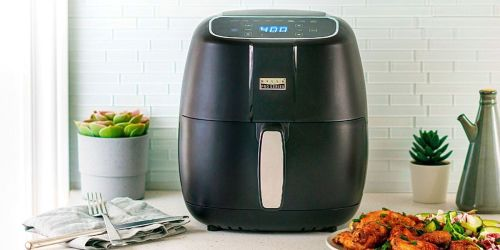 Bella Pro Series 4-Quart Digital Air Fryer Just $39.99 Shipped on BestBuy.com (Regularly $70)