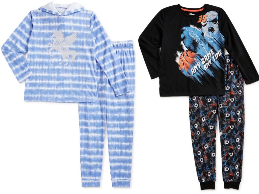 2big kids pajamas