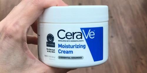 FREE Sample of CeraVe Moisturizing Cream & Acne Foaming Cleanser